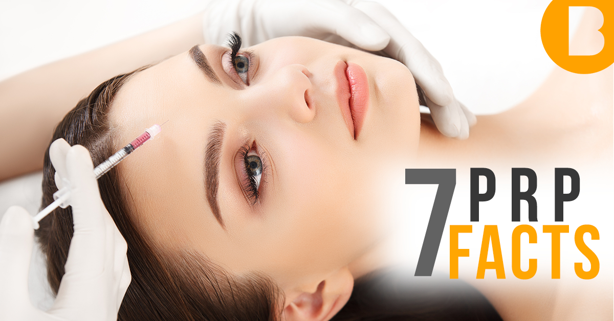 platelet rich plasma facts