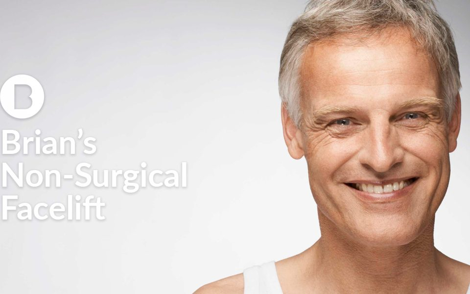 non-surgical facelift in Cardiff