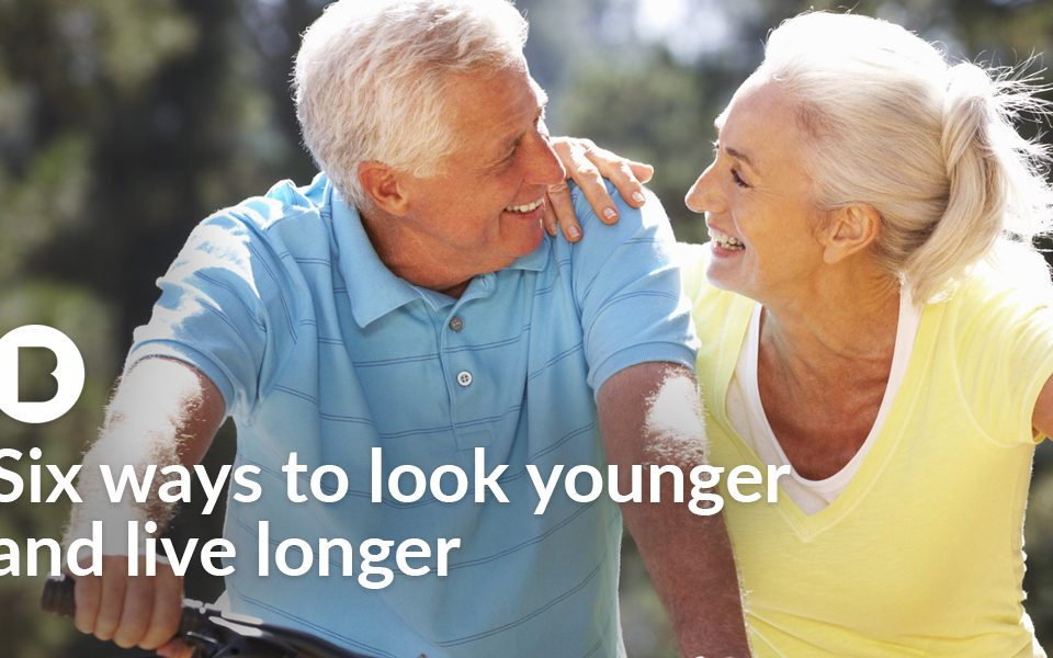 six ways to look younger live longer cosmetic clinic