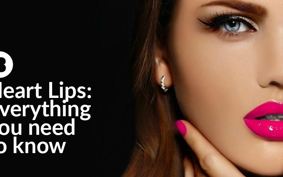 heart lips lip enhancement lip fillers